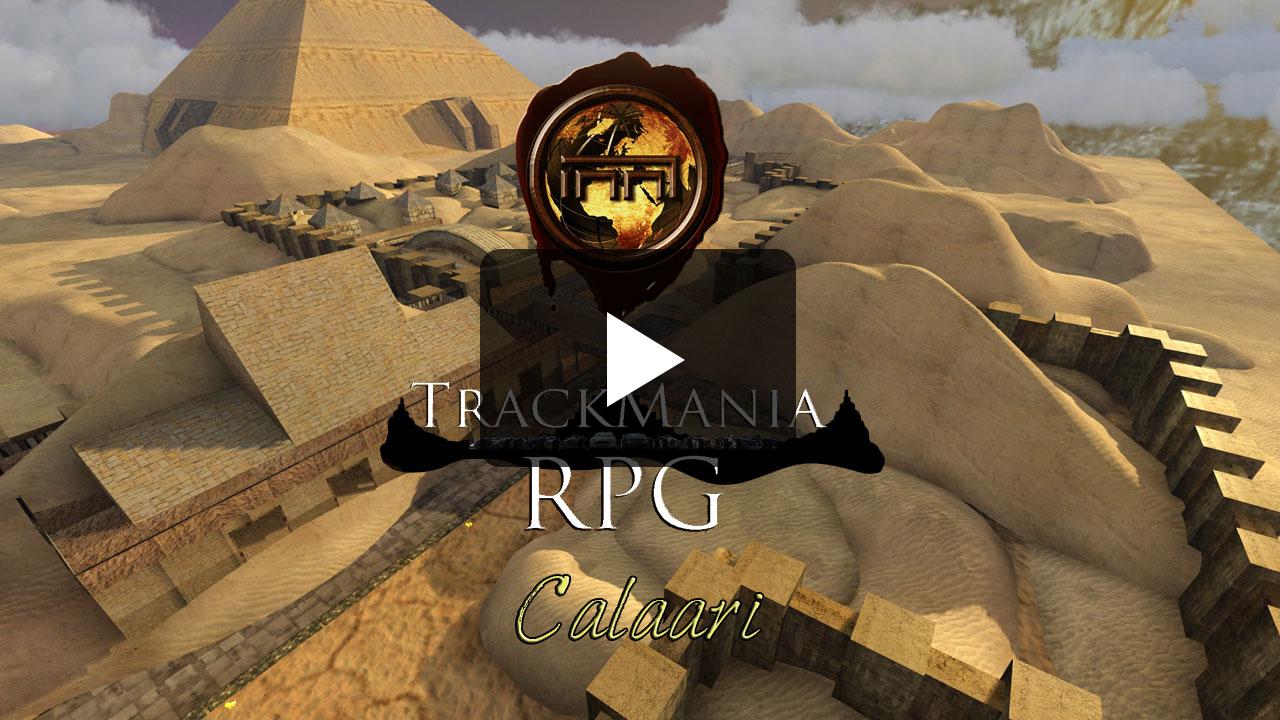 Calaari - Trackmania RPG