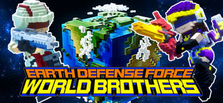 Earth Defense Force : World Brothers